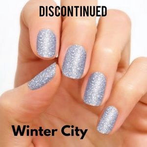 Color Street Nail Strips - Winter City